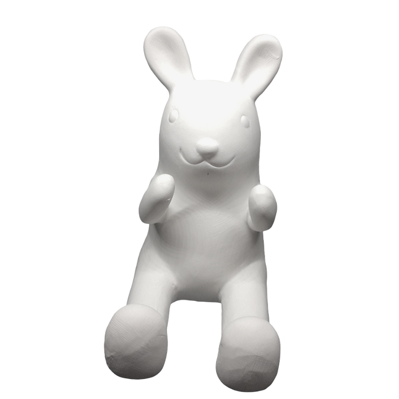 Bunny Bank and Tablet / Phone Holder