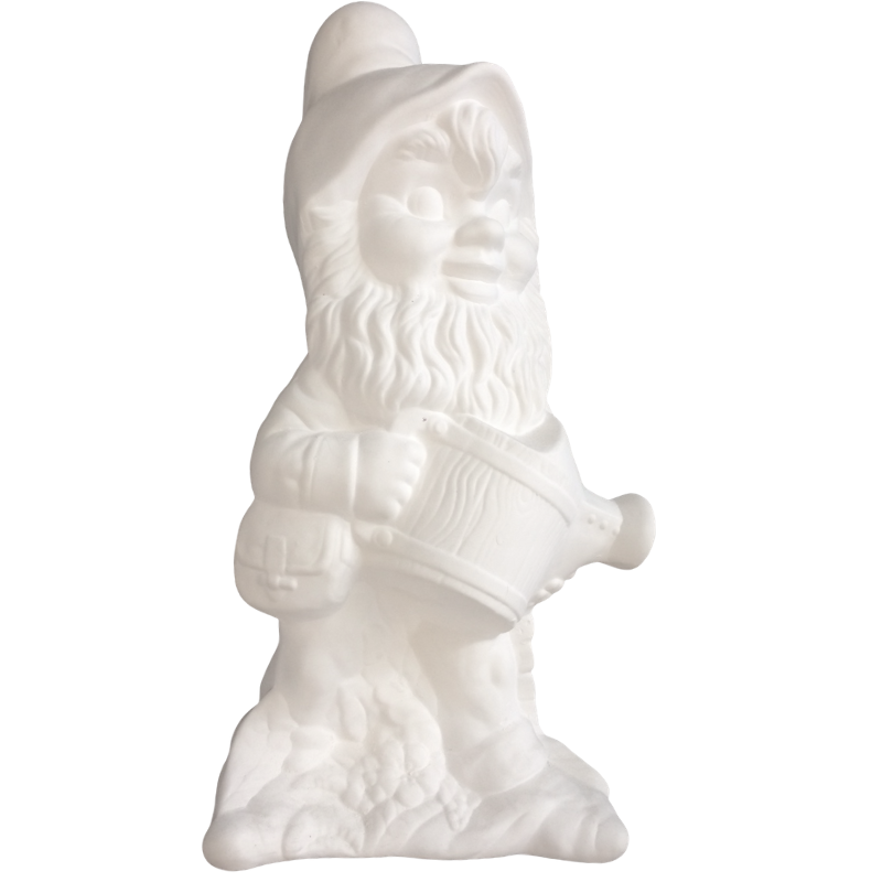 Giant Gnome with Watering Can