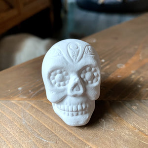 Tiny Topper - Sugar Skull
