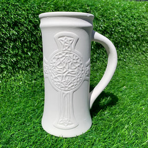 Celtic Cross Stein - Tall As Heck