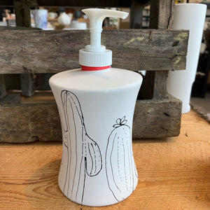 Just Add Colour - Succulent / Cactus Soap Dispenser