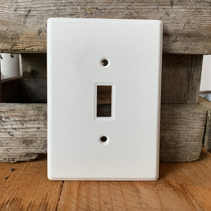 Toggle Light Switch Cover - Single