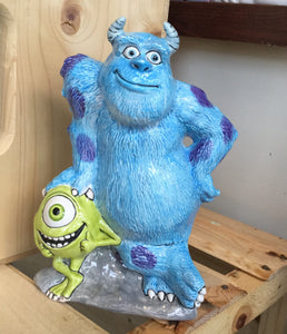 Monsters Inc - one time only - Mike and Sulley Bank