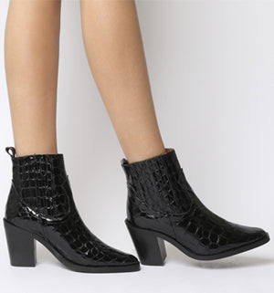 ankle boots sepatu