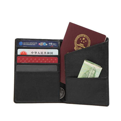 Hennessy France Passport Wallet NX34