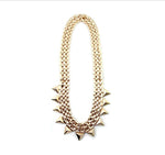 Kalung Grandiose Golden Necklace