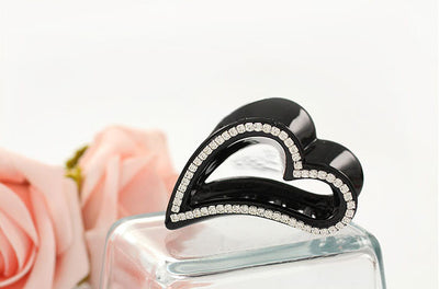 Jual Korean Style Heart Hairclip Jepit Rambut| Supplier Reseller & Dropship