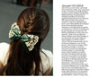 Broad Ribbon Lacy Hairclip