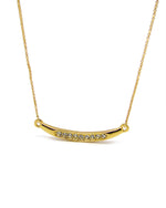 Kalung 18K Plated Darcel Stylish Necklace