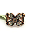 Jual Cincin Style & Statement Floral Bling Ring Cincin Viennois| Supplier Reseller & Dropship