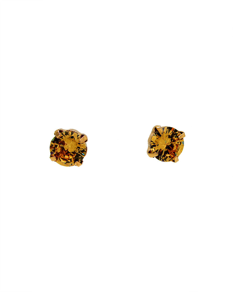 Anting Saffron Earrings 18K Plated