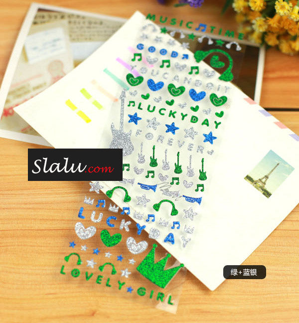 Dream & Star Sticker Korea