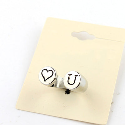 Jual D' Amour Love Ring Anting| Supplier Reseller & Dropship