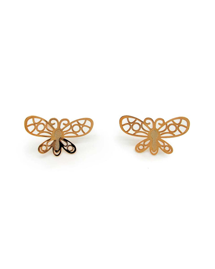 Anting Chic Firefly Earrings - 18K Plated
