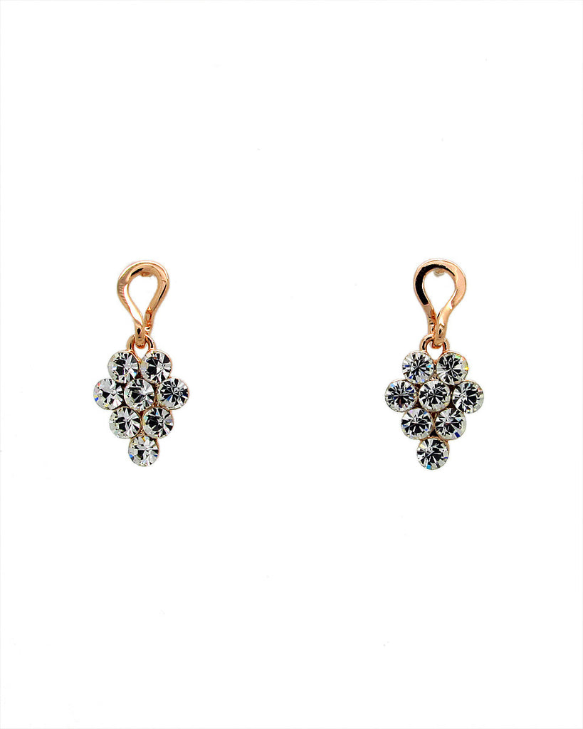 Anting Charming Earrings - 18K Gold Plated