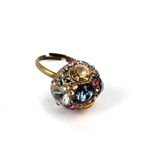 Cincin Gem Stones Fashion Ring - 1