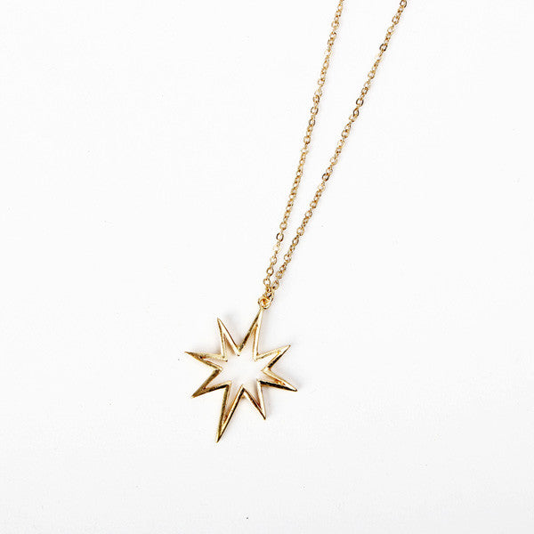 Kalung Wish-Upon-a-Star Short Necklace - 1