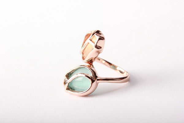 Cincin Iris Dodger Ring - 3