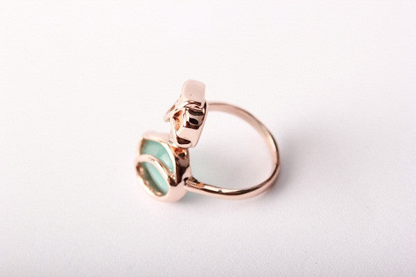 Cincin Iris Dodger Ring - 5