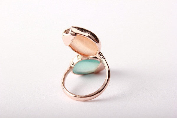 Cincin Iris Dodger Ring - 6