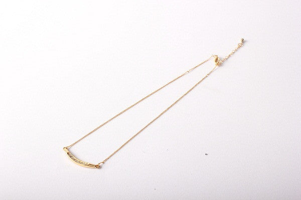 Jual Kalung 18K Plated Darcel Stylish Necklace Kalung Viennois| Supplier Reseller & Dropship