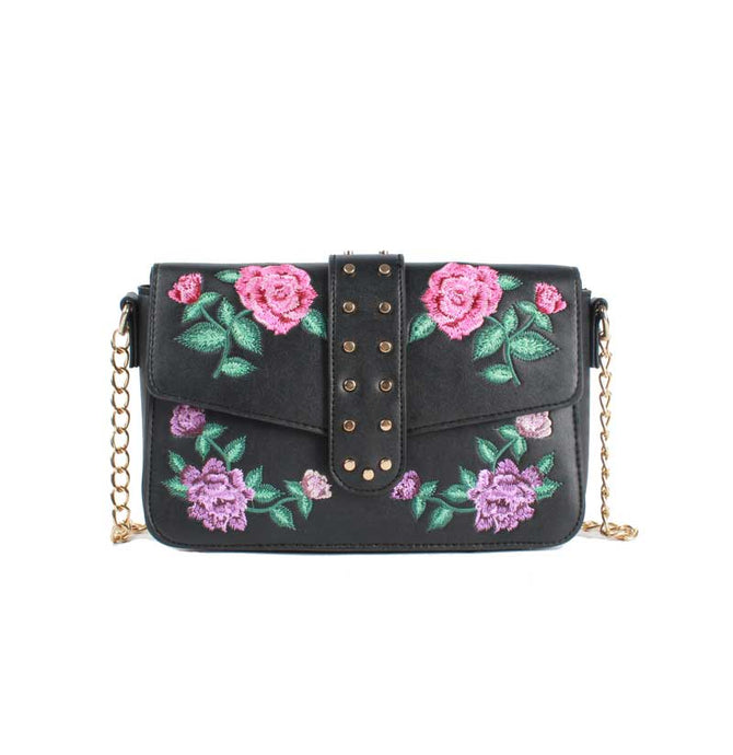 NEW COLOR! Newyorker Floral - Sling Bag Wanita MX23