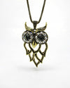 Jual Kalung Vogue Owl Necklace Kalung Viennois| Supplier Reseller & Dropship