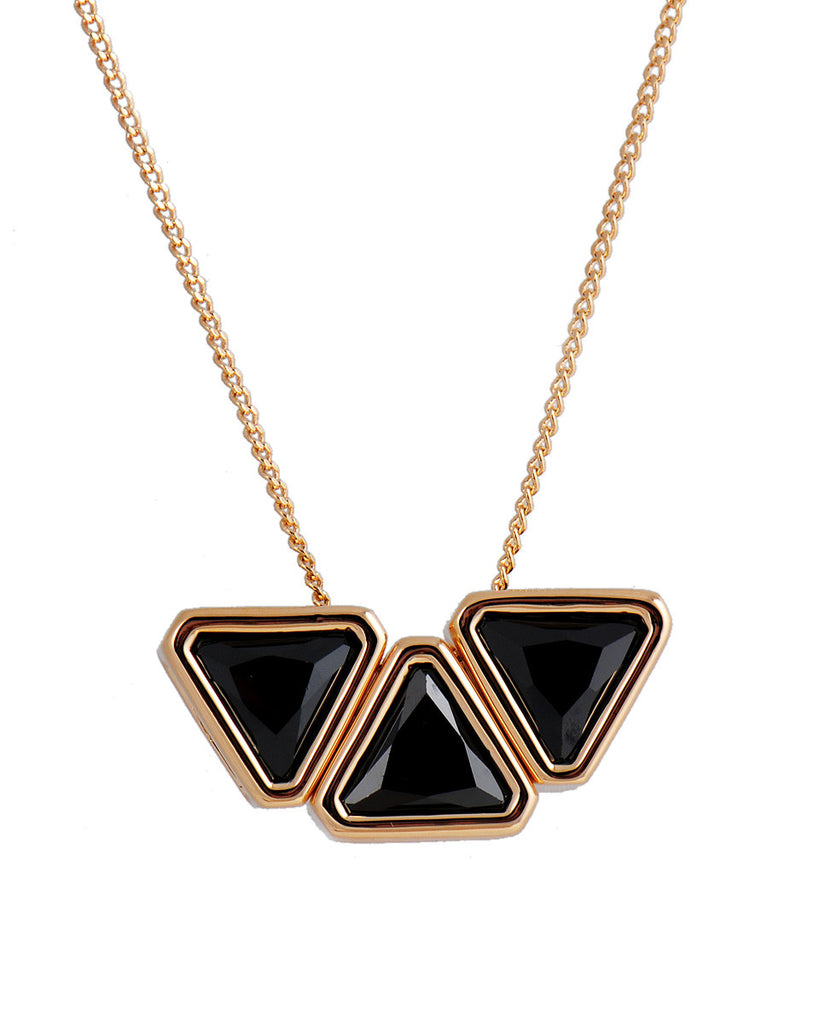 Kalung Black Concord Necklace