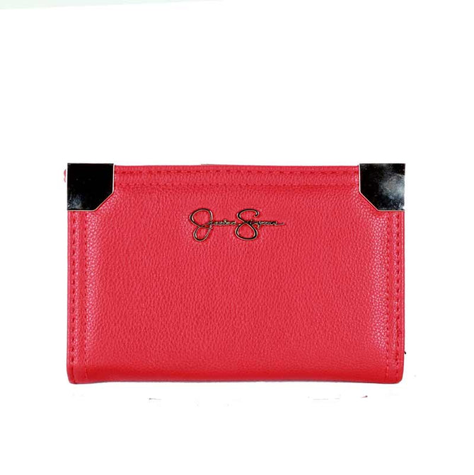 USA BRAND - Jessica Simpson Plated Wallet DX19