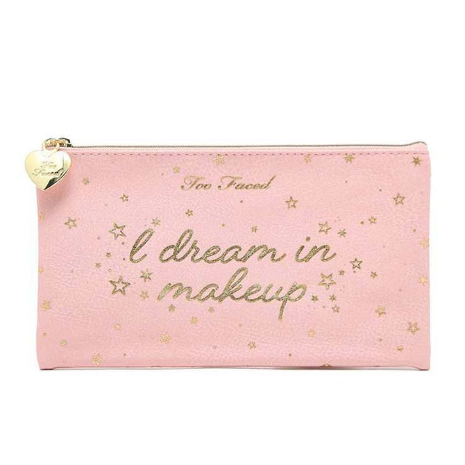 T00 FACED USA Make Up Pouch DX05