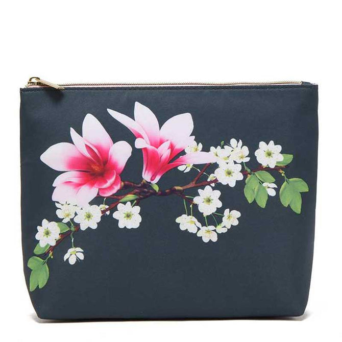 Stylish Canton Flower Pouch MC06