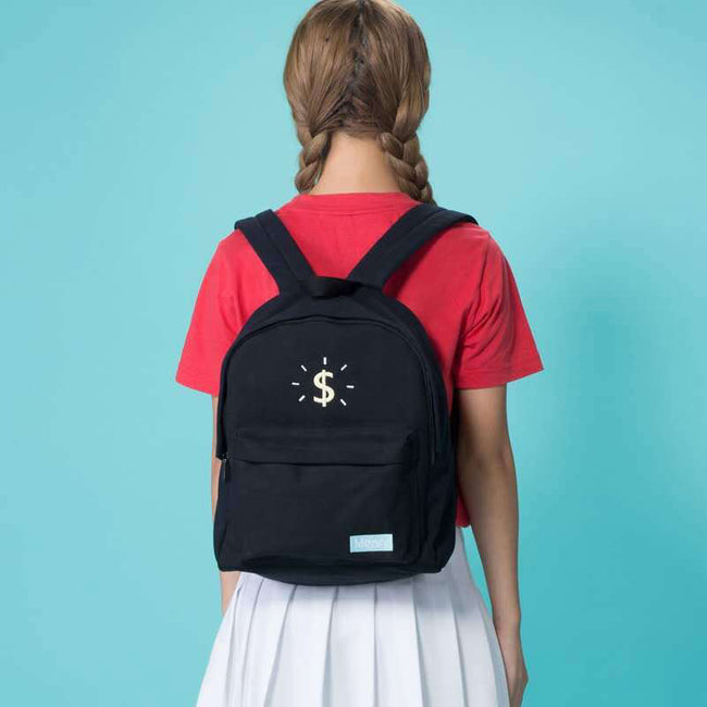 Casual Bege Backpack OX03