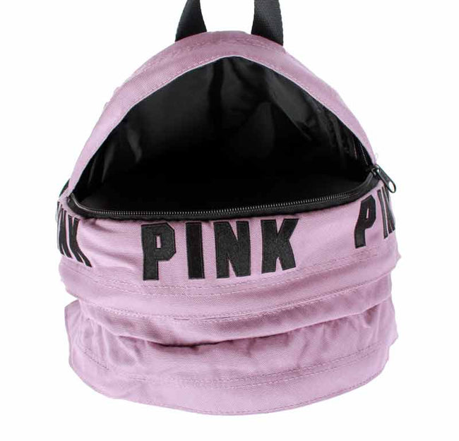 Good Quality! VICT0RIA'S SECRET Pink Backpack SZ20