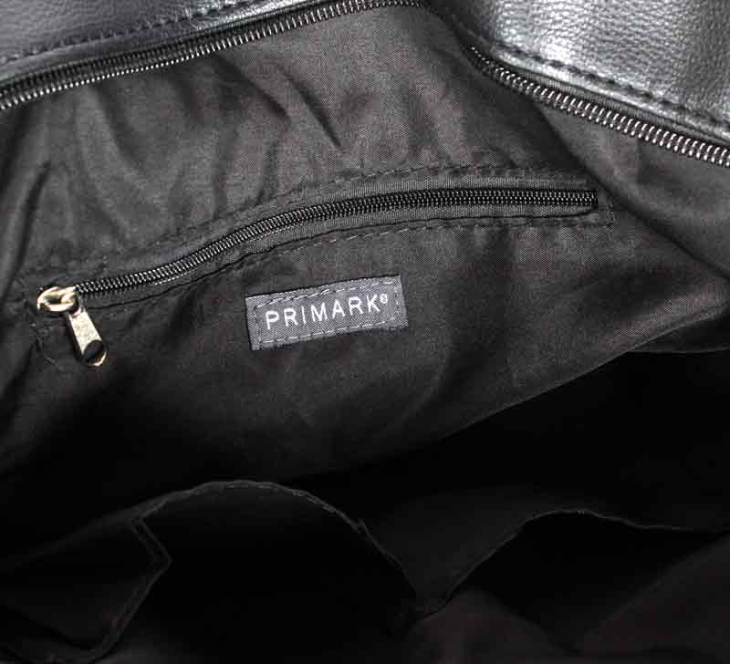 Primark Quilted Tas Travel Unisex Gym Bag Multipurpose