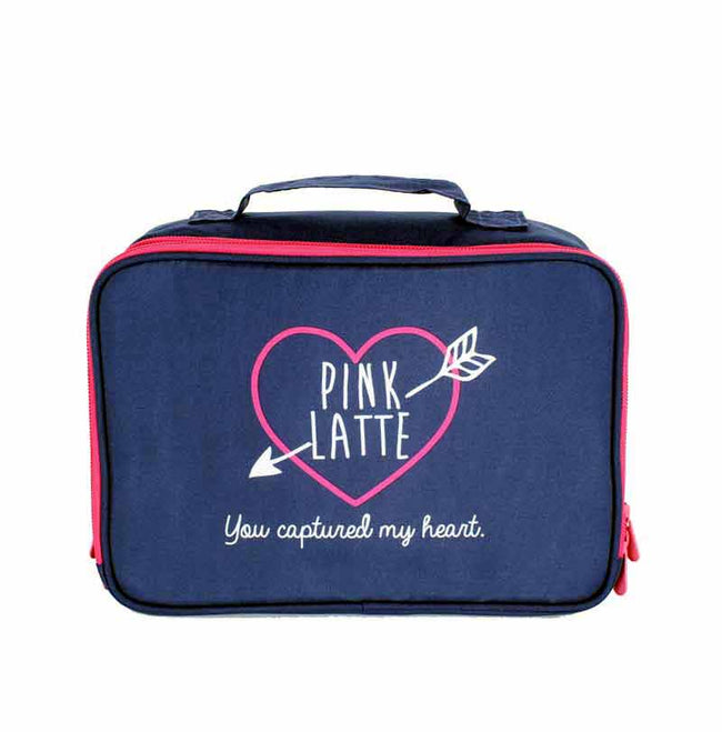 Limited Stock! Pink Latte Japan Travel Pouch NQ28