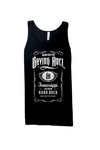 Saving Abel Black Tank Top