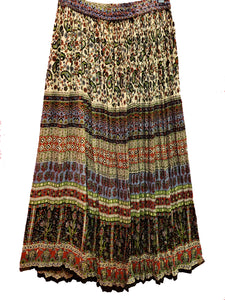 Rayon Skirt - R2011 - CeCe Fashion Boutique