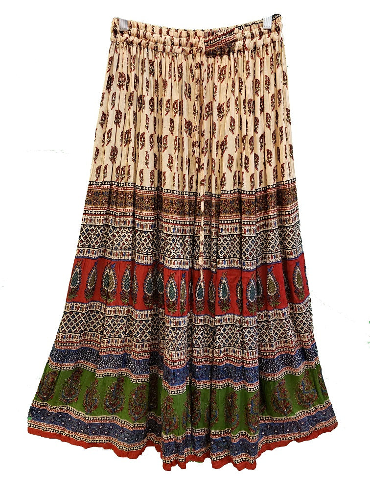 Rayon Skirt - R2026 - CeCe Fashion Boutique