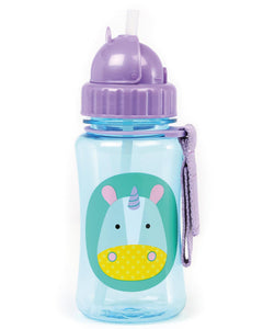 Skip Hop Kids Straw Bottle - Fox - CeCe Fashion Boutique