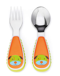 Skip Hop Kids Utensils - Dog - CeCe Fashion Boutique
