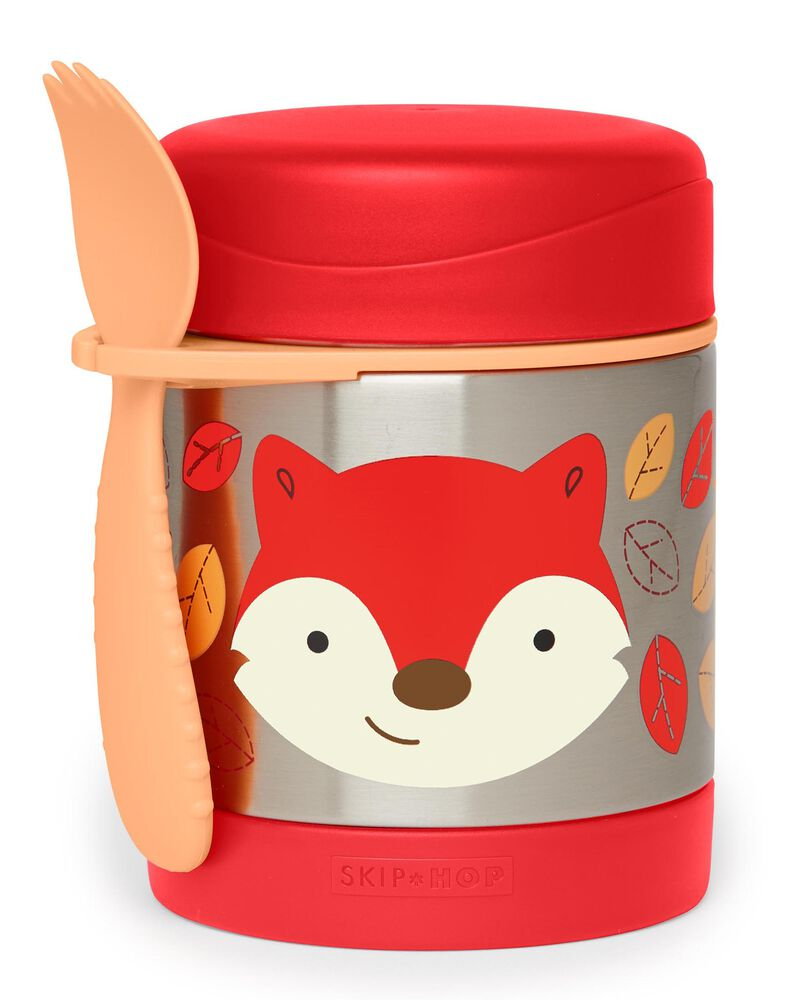 Skip Hop Kids Food Jar - Fox - CeCe Fashion Boutique