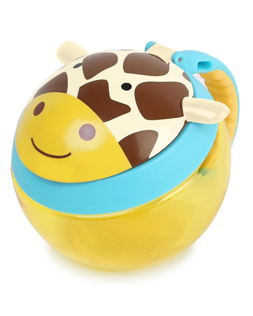 Skip Hop Kids Snack Cup - Giraffe - CeCe Fashion Boutique