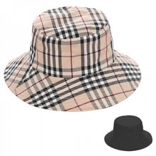 Load image into Gallery viewer, Plaid Pattern Reversible Bucket Hat (2 Colors) - CeCe Fashion Boutique