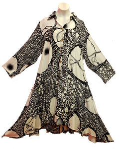 Tunic / Dress - Oil Print A - CeCe Fashion Boutique