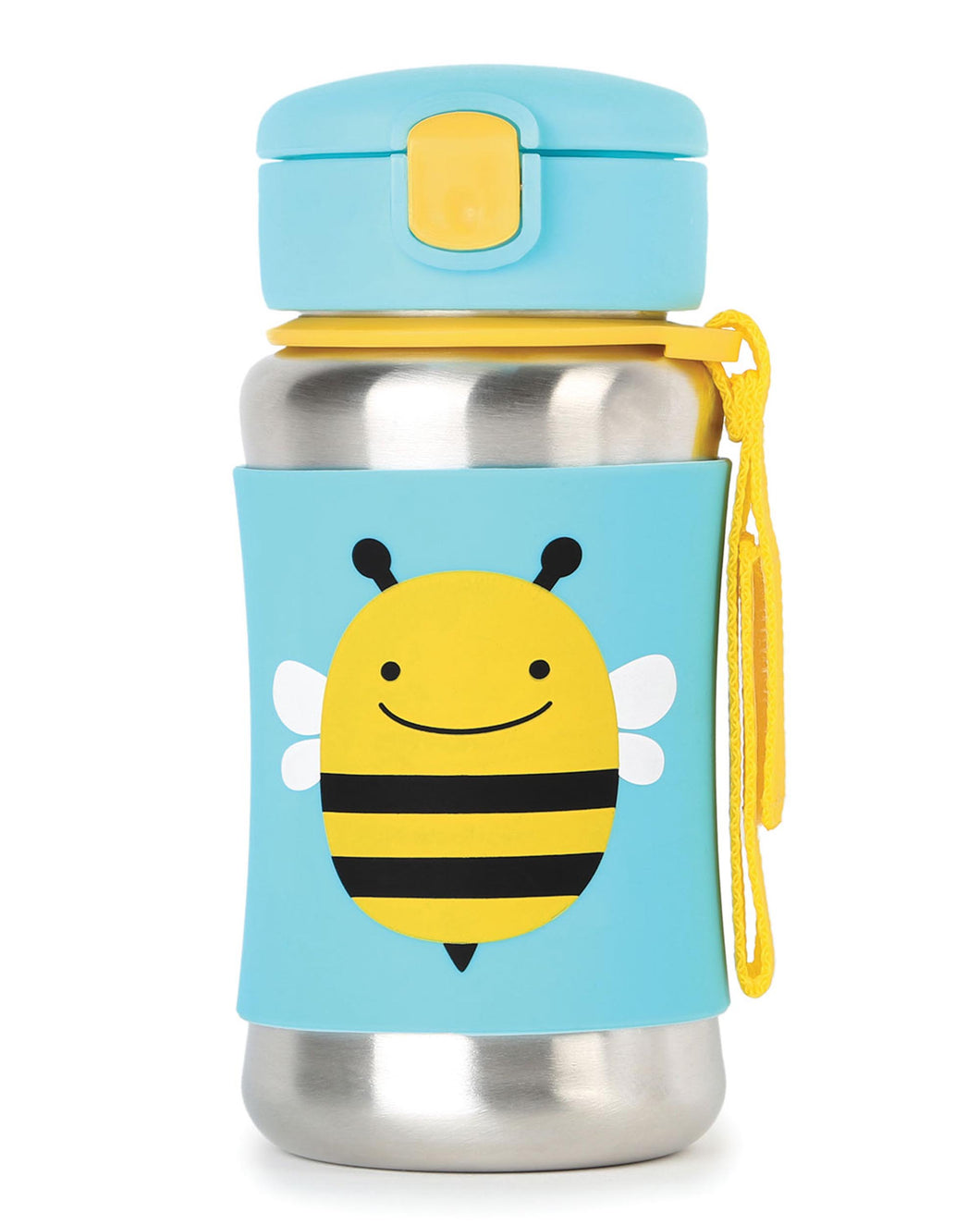 Skip Hop Kids Stainless Bottle - Bee - CeCe Fashion Boutique