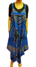 Load image into Gallery viewer, Jumpsuit with Pockets - Elephant (Blue) - CeCe Fashion Boutique