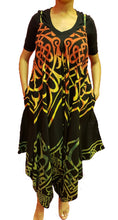Load image into Gallery viewer, Jumpsuit with Pockets - Rasta Print C - CeCe Fashion Boutique