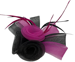 Fascinator - Two-tone - CeCe Fashion Boutique