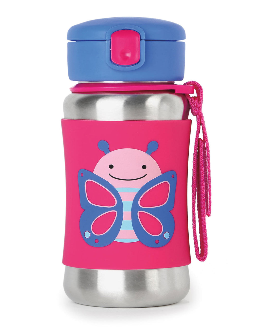 Skip Hop Kids Stainless Bottle - Butterfly - CeCe Fashion Boutique
