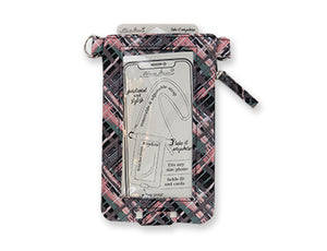 "Crossbody ""TouchScreen"" Phone Bag - CeCe Fashion Boutique"